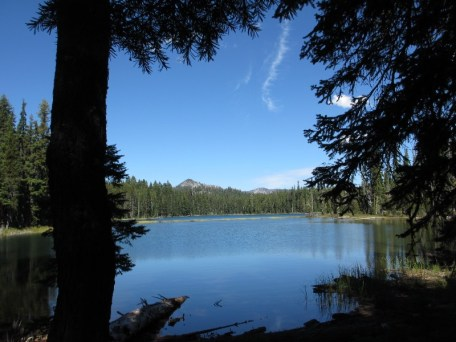 Heavenly Twin Lake