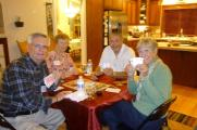 Jeff Williams, Dottie Swain, Steve Schanck and Kathy Lystra