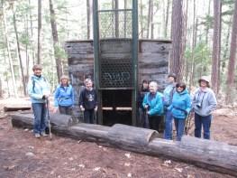 The infamous Bigfoot Trap