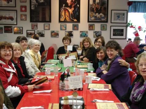 Brunch at Debbie's Diner