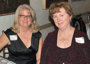 Gayle Schanck & Betsy Hase