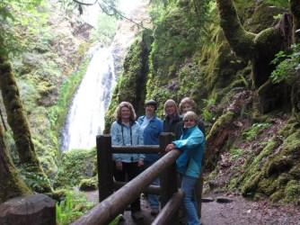 Susan Creek Falls
