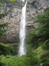 The majestic Watson Falls