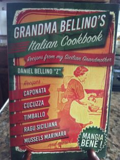 The cookbook that all our recipes were selected from.