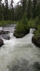 Rogue River at Woodruff Bridge