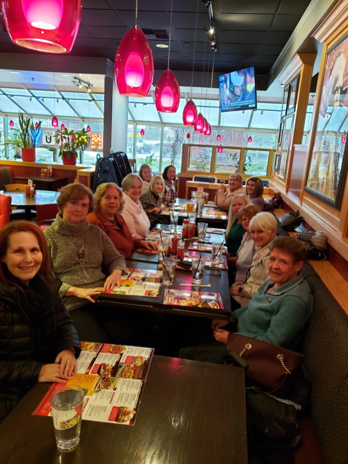 Ladies-Dining-Out