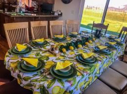 Table at Viki's