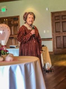 Leta Lovelace Neiderheiser- speaker
