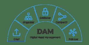Principales características de un DAM