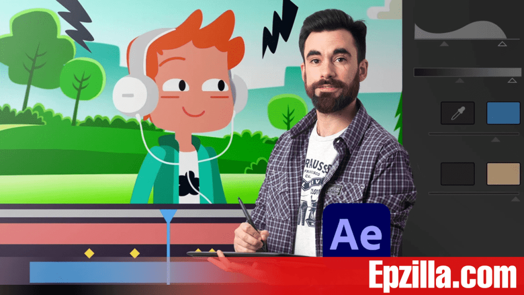 Domestika – Adobe After Effects for Character Animation