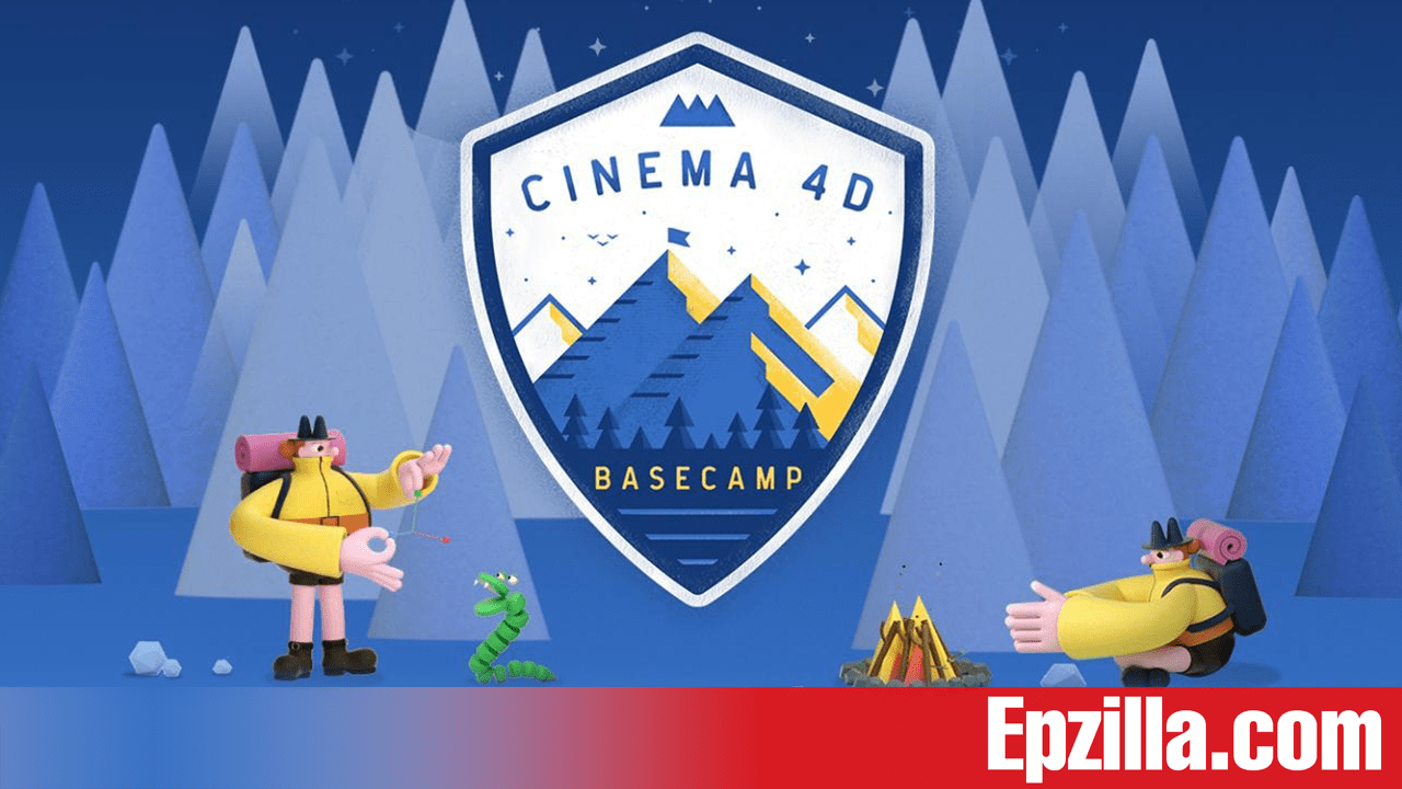 School Of Motion Cinema 4D Basecamp Full Course Free Download