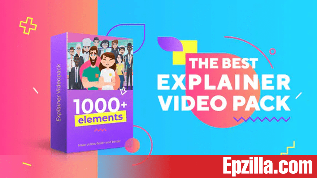 Videohive – The Best Explainer Pack | Explainer Video Toolkit 29668190