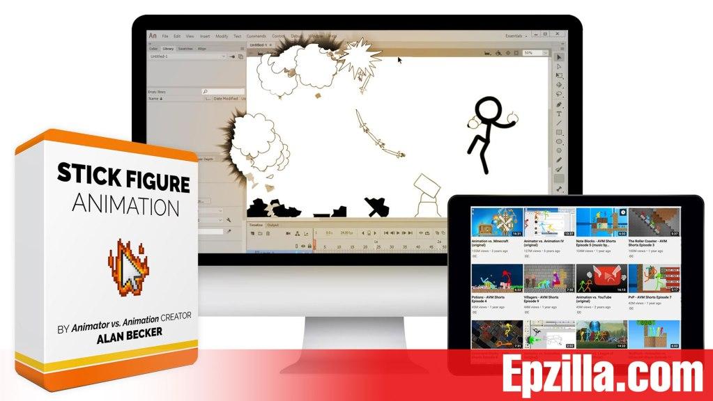 Bloop Animations – Stick Figure Animation