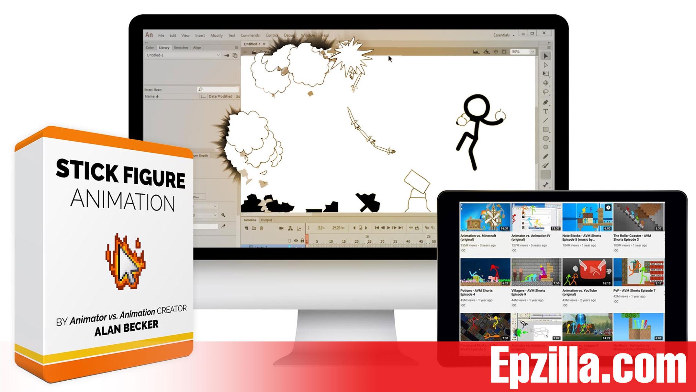 Bloop Animations Stick Figure Animation Free Download Epzilla.com