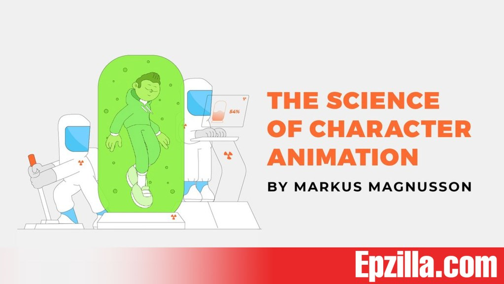 Motion Design School – Science Of Character Animation