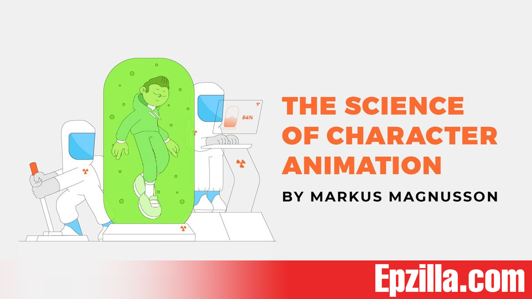 Motion Design School - Science Of Character Animation By Markus Magnusson Free Download