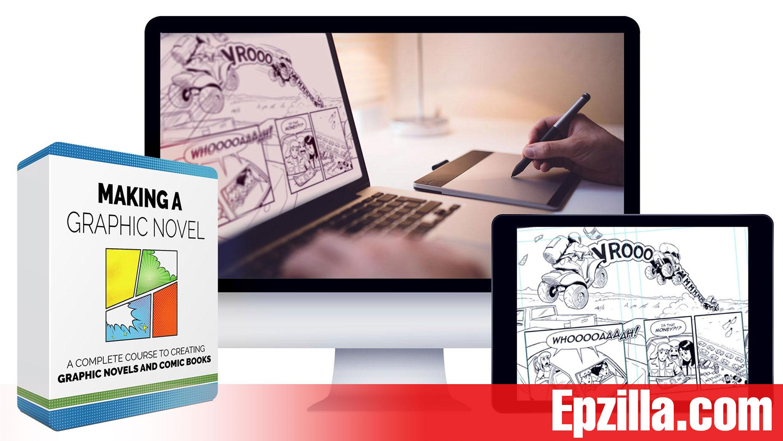 Bloop Animations Making A Graphic Novel Free Download Epzilla.com