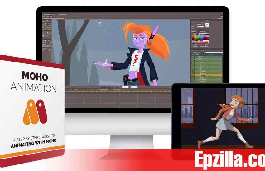 Bloop Animations Moho Animation Free Download Epzilla.com