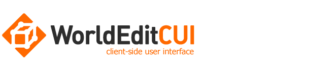 WorldEditCUI - Client-side user interface