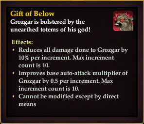 Effect - Gift of Bellow