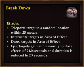 Effect - Break Down