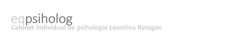 Psiholog Psihoterapeut Cluj-Napoca /Retegan Leontina Georgeta Cabinet Individual de Psihologie / Psihoterapie online