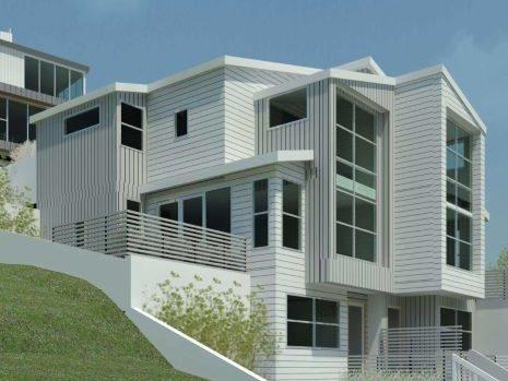 3 Houses, Northland, Wellington