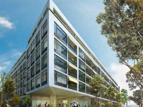 Light Gauge Steel design of new apartments