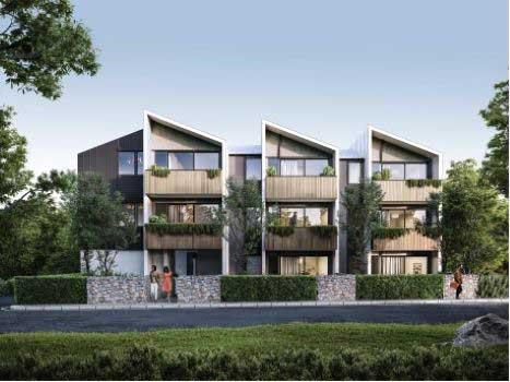 Apartment Blocks, Otahuhu