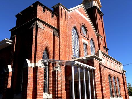 St Pauls Methodist, Remuera