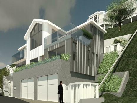New Home, Roseneath