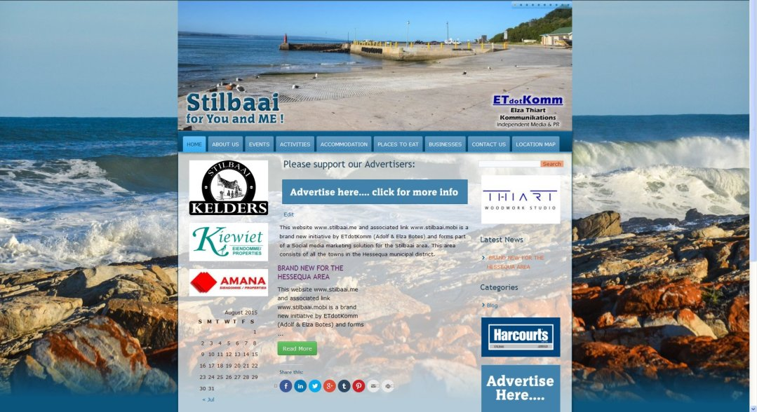 MyStilbaai.co.za Business Directory