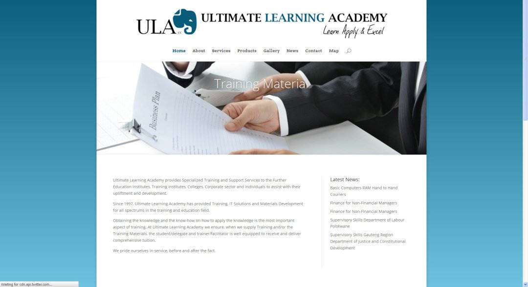 Ultimate Learning Academy
