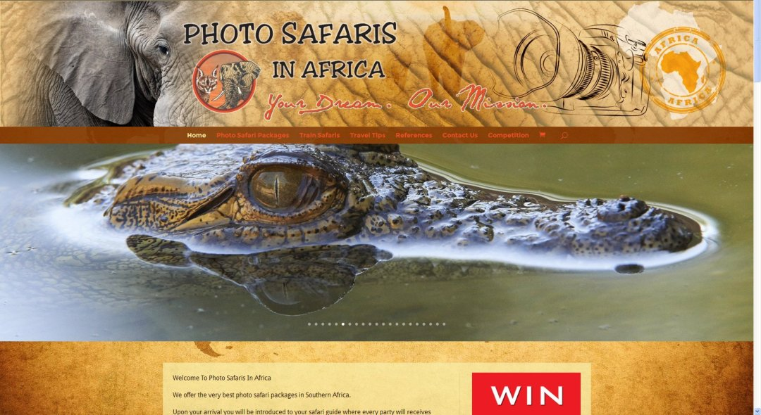 Photo Safaris in Africa