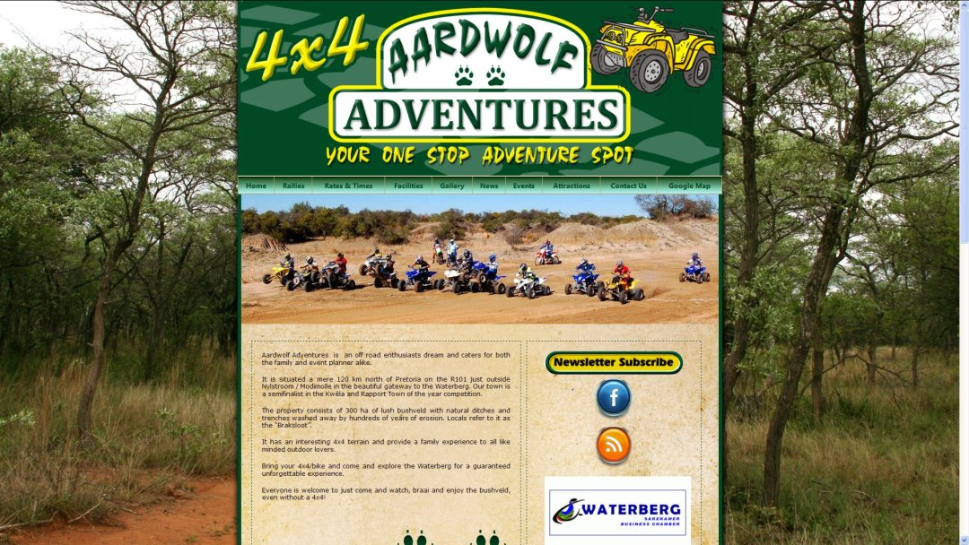 Aardwolf Adventures in Modimolle | Nylstroom