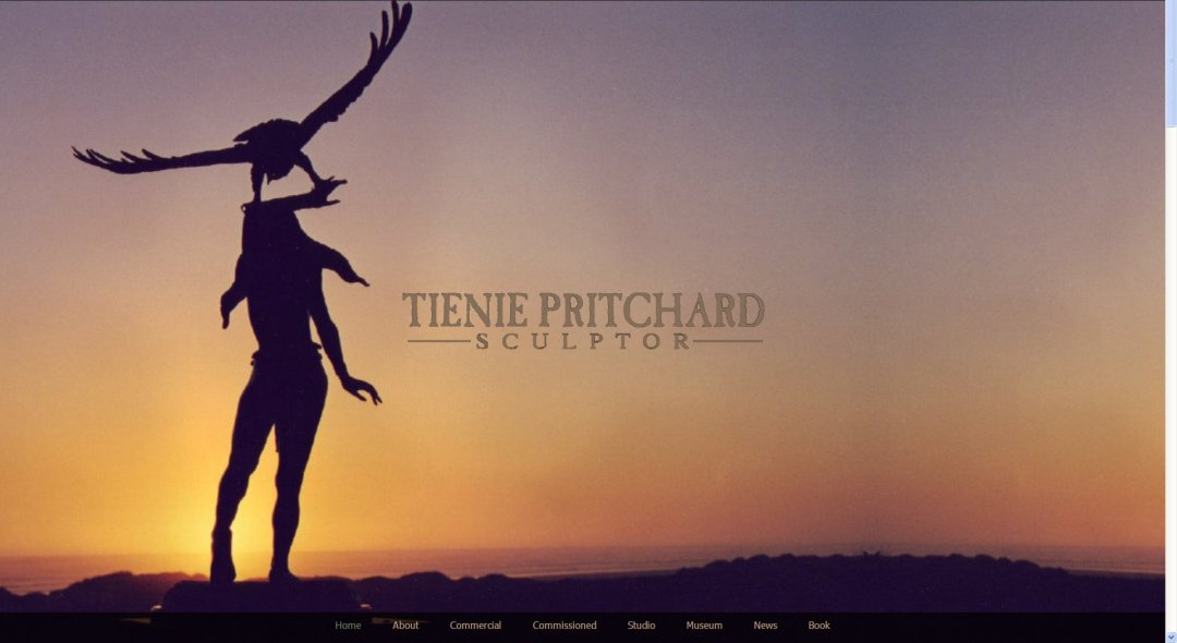 Tienie Pritchard – South African Sculptor