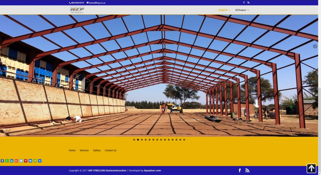 HZP Steel Construction