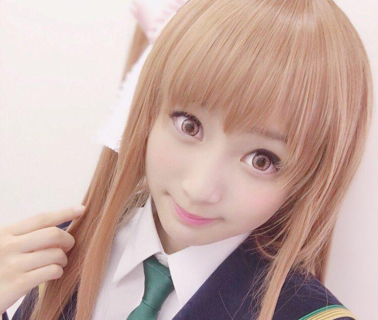 イコラブ 齋藤樹愛羅『私は朝比奈桃子役を演じさせていただきます! 精一杯頑張ります!! 楽しみにしててください~😊💕』