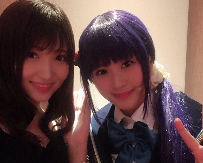 キミまちで一緒の佐々木舞香ちゃんが出演している「ガールフレンド(仮)」の舞台を観劇させて頂きました〜⸜( ´ ꒳ ` )⸝