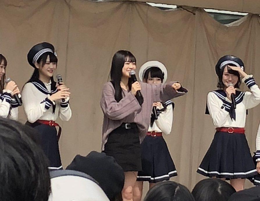 【福岡予約全国握手会 】イコラブミニライブ HKT本村碧唯 登場!!!!!!!