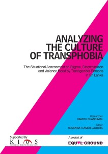 Analyzing the Culture of Transphobia