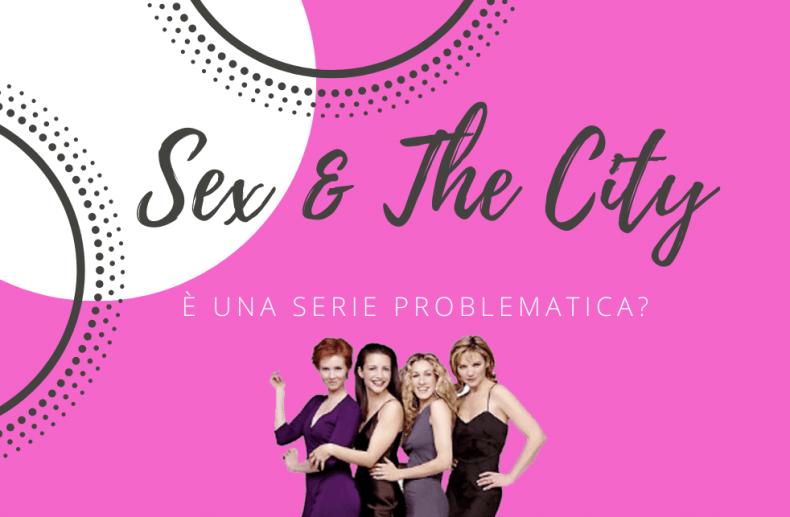 Sex And The City è una serie problematica? Copertina EqualiLab