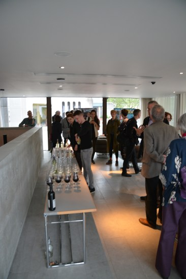 Reception at Curzon Bloomsbury