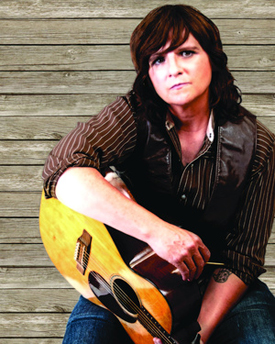 Amy Ray Talks About Her Solo Show