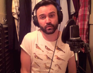 "Video: Jeb Havens covers Sarah McLachlan's ""I Love You"" From A Closet"