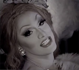 "Video: Jinkx Monsoon's ""The Bacon Shake"" (feat. Fred Schneider)"
