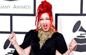Cyndi Lauper Kinky Boots equality365.com