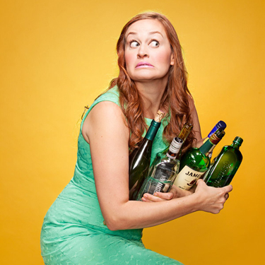 Interview: Mamrie Hart Thinks You Deserve A Drink!