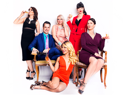Realish Housewives of Seattle on Equality365