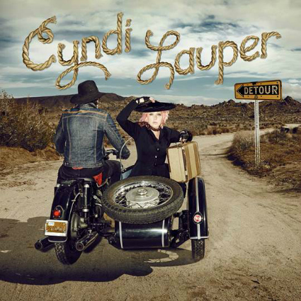"Cyndi Lauper Releases ""Funnel of Love"" [Official Audio]"